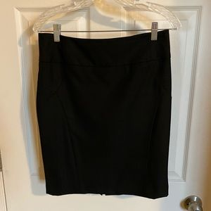 Limited pencil skirt size 4 lined great quality